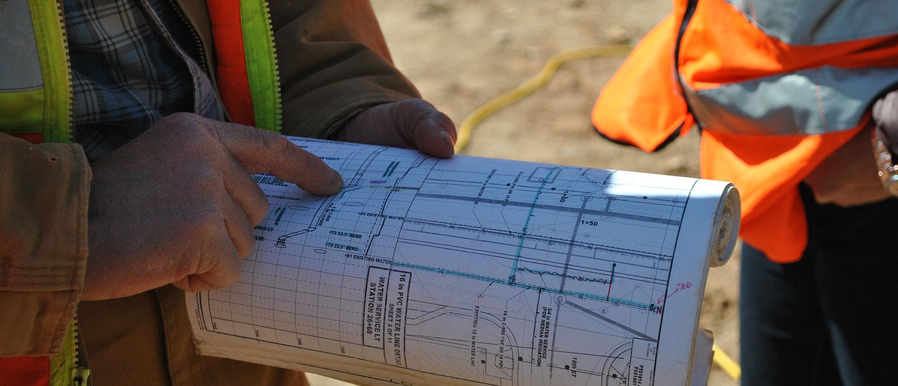 Infrastructure & Civil Site Design