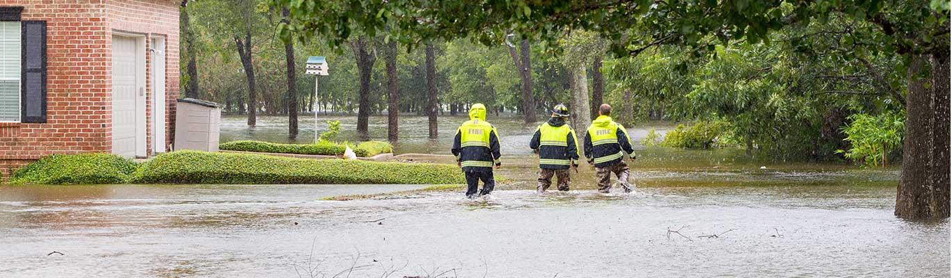 Texas flood event