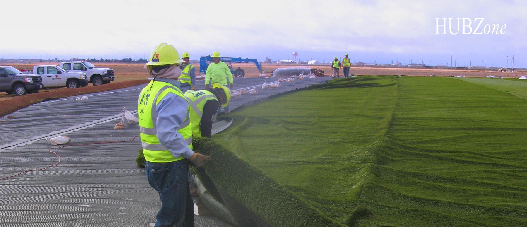 DOE Engineering Environmental HUBZone