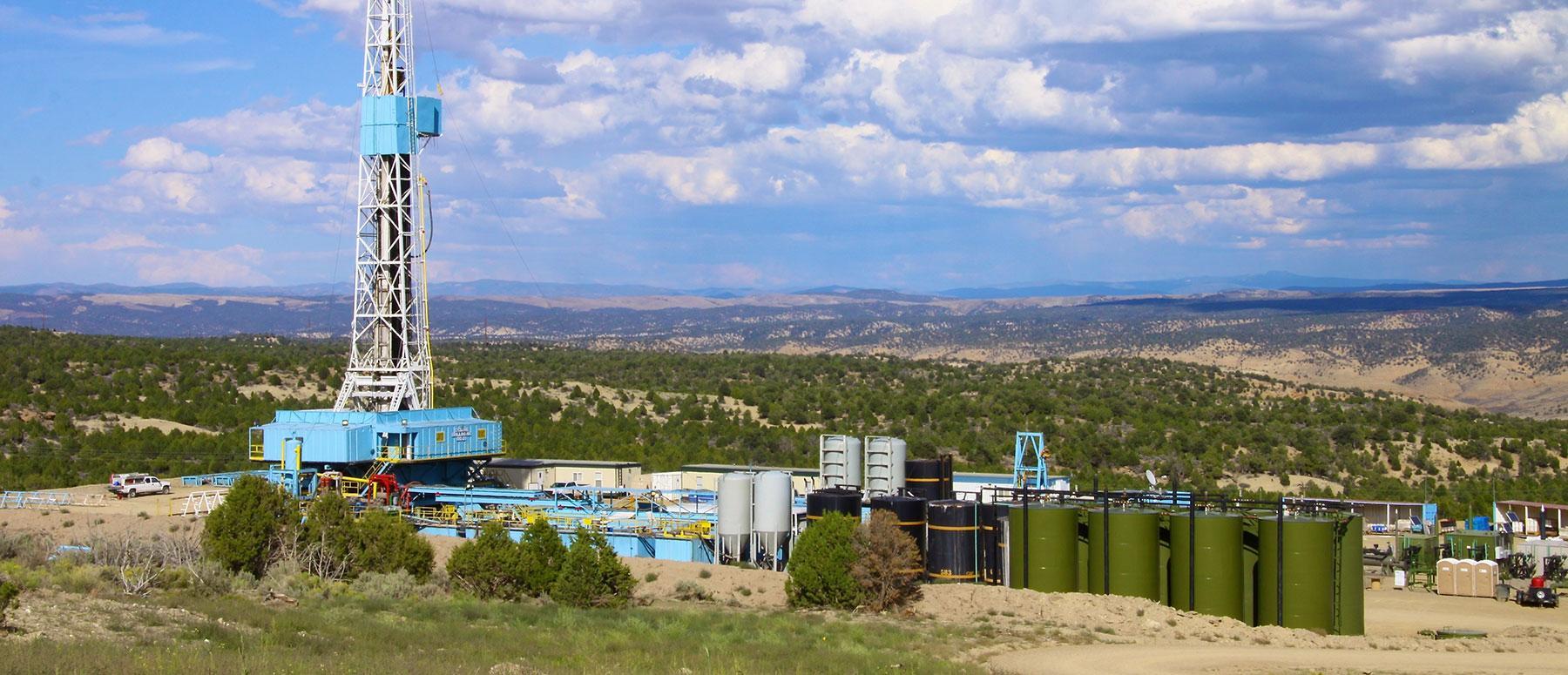 Exploration & Production Engineering Environmental