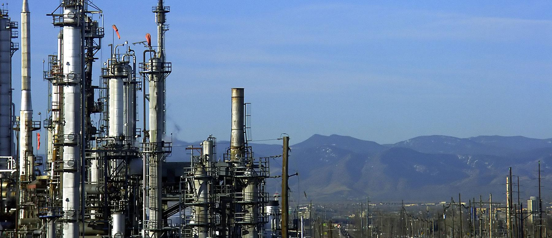 Refineries Engineering Environmental