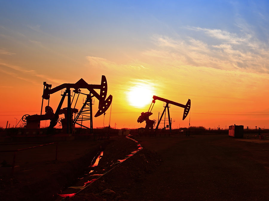 Oil and Gas Production in Sunset