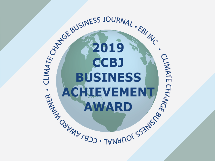 2019 CCBJ Achievement Award