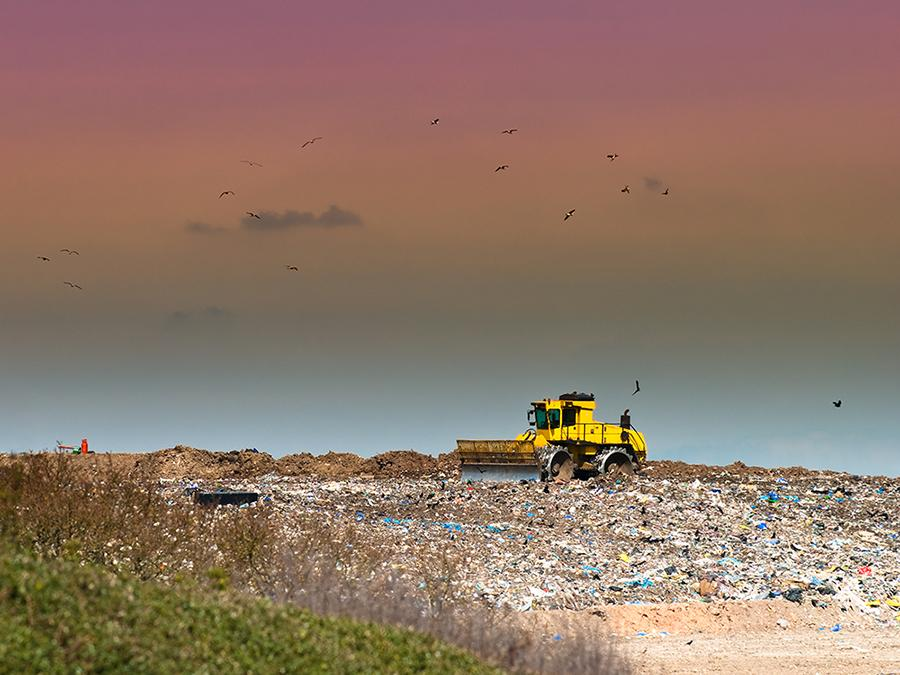 PFAs in Landfill