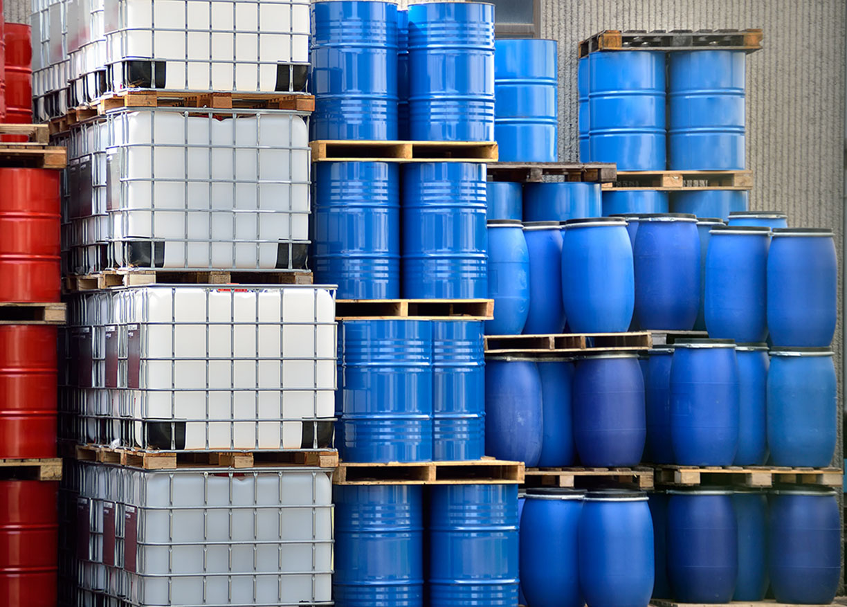 TSCA chemical containers